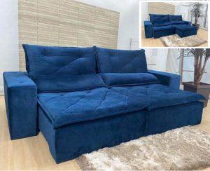 Sofá-Retrátil-reclinavel-esplendor-2.10m-azul-ambiente