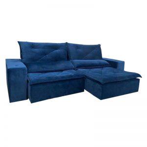 Sofá-Retrátil-reclinavel-esplendor-2.10m-azul-detalhe lateral