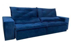 Sofá-Retrátil-reclinavel-esplendor-2.10m-azul-fechado