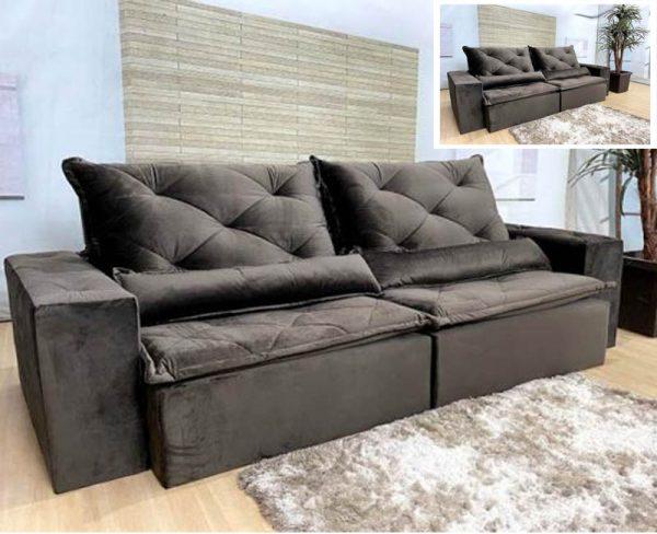 Sofá-Retrátil-reclinavel-esplendor-2.10m-marrom-ambiente