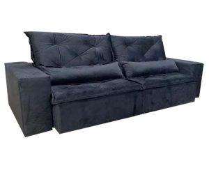 Sofá-Retrátil-reclinavel-esplendor-2.10m-preto-fechado