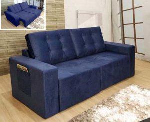 Sofá-Retrátil-reclinavel-malibu-azul-ambiente
