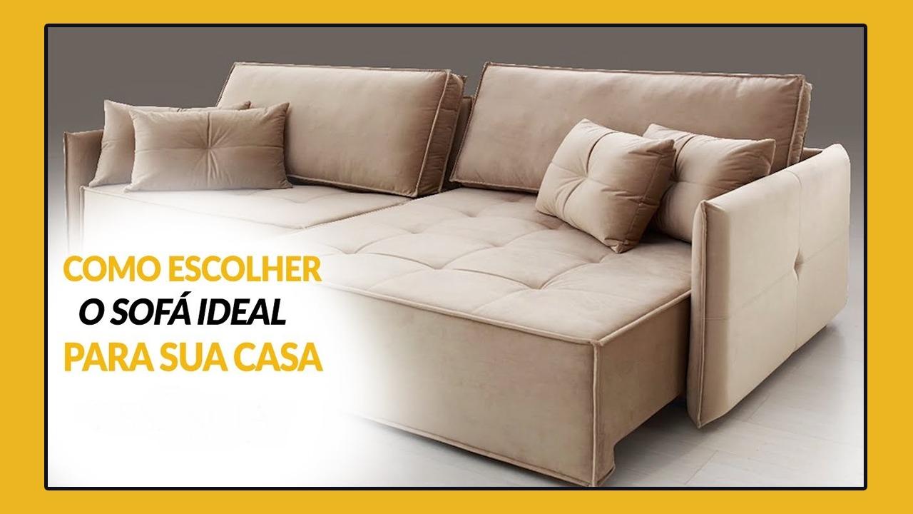 comprar sofá ideal