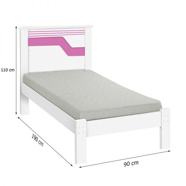 cama-solteiro-pérola-branco-rosa-medidas
