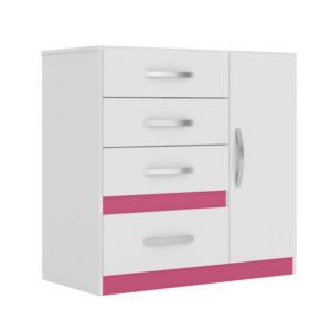 comoda-venus-branco-rosa