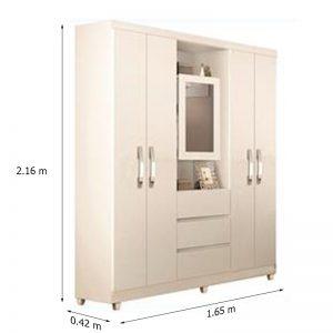 guara-roupa-iinfantil-4-portas-capelinha-branco-medidas