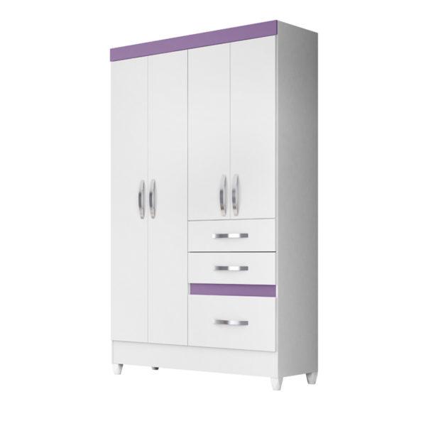 guarda-roupa-4-portas-new-tamis-branco-lilas
