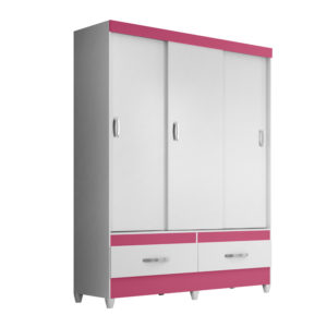 guarda-roupa-new-suécia-3-portas-branco-rosa