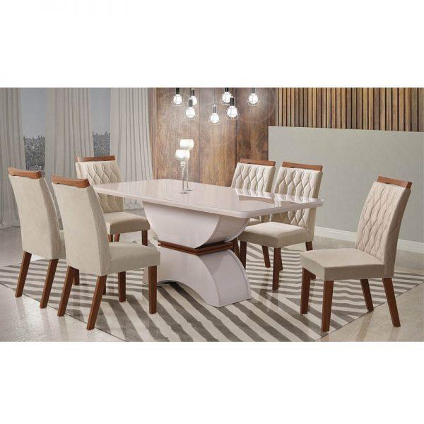 mesa-6-cadeiras-atenas-imbuia-tampo-vidro-off-white-ambiente