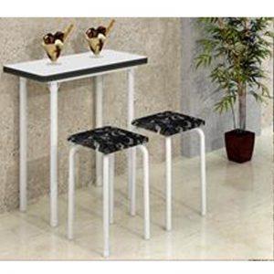 mesa-dobrável-luana-branco-tampo-preto-dobrada