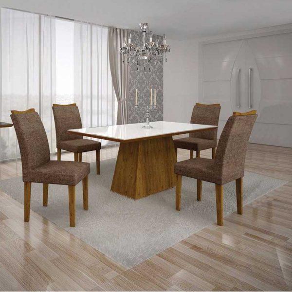 mesa-pampulha-4-cadeiras-canela-vidro-off-ambiente
