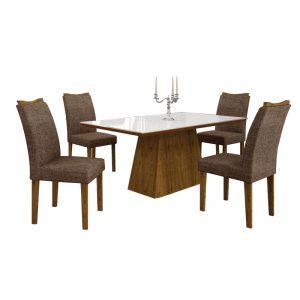 mesa-pampulha-4-cadeiras-canela-vidro=off