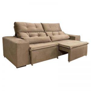 sofa-retratil-reclinável-zeus-bege-aberto-lateral