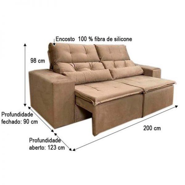 sofa-retratil-reclinável-zeus-bege-medidas