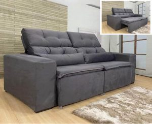 sofa-retratil-reclinável-zeus-cinza-ambiente