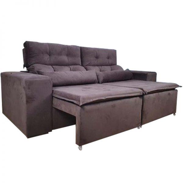 sofa-retratil-reclinável-zeus-marrom-aberto