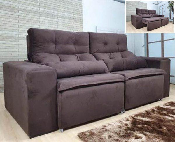 sofa-retratil-reclinável-zeus-marrom-ambiente