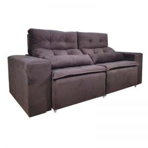 sofa-retratil-reclinável-zeus-marrom-fechado